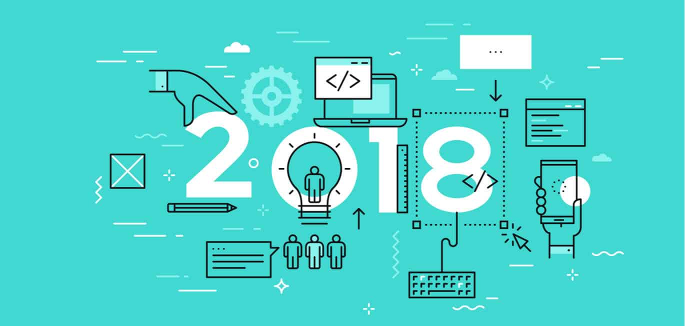 8 commerce trends for 2018: Convergence and collaboration will win