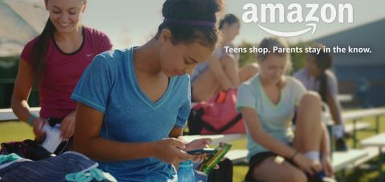 Amazon targets the teen market with new program